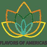 Logo tipo da Flavors Of Americas